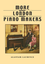[book cover: More London Piano Makers]